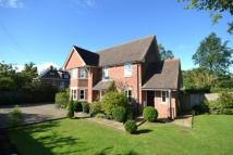 Detached property for sale in Woodbury, Devon