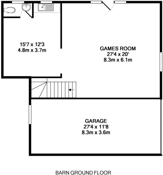 Barn- Ground Floor