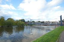Flat for sale in Haven Banks, Exeter
