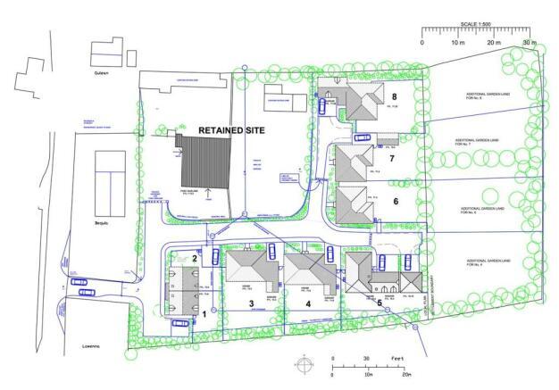 Site / Garden Plan