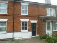Terraced property in Manor Street, Braintree...