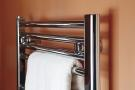 Towel rail detail