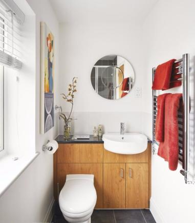 Showhouse en-suite