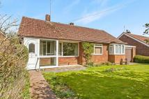 Weeke Manor Close Detached Bungalow for sale