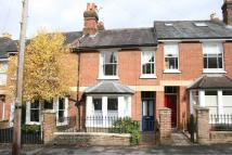 2 bed Terraced house to rent in Avenue Road, Winchester