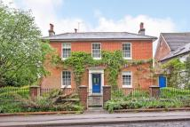 4 bed Detached home for sale in Main Road, Otterbourne...
