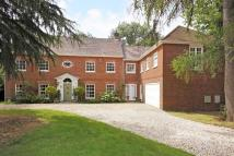 Detached home for sale in Southdown Road, Shawford...