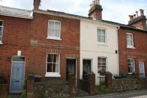 Terraced house to rent in Canon Street, Winchester