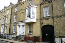 Studio apartment in St Peter Street...