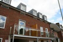 new Flat in Bosinney Court...
