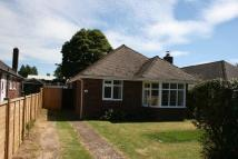 3 bed Detached Bungalow in Woodfield Drive...