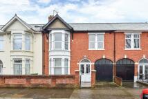 Terraced house in Torrington Road, Hilsea...