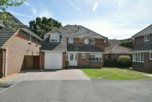 Detached home in York Close, Horton Heath...