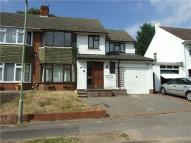 semi detached home for sale in Coppice Road, Woodley...