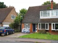 semi detached house in Reynards Close, Winnersh...