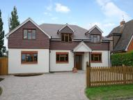 4 bed Detached house for sale in Danywern Drive, Winnersh...