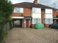 semi detached property for sale in Reading Road, Winnersh...