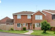 Detached house in Wickham Road...