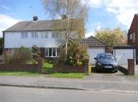 3 bedroom semi detached property for sale in Hilltop Road, Twyford...