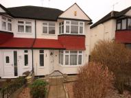 semi detached house in Cardrew Avenue...