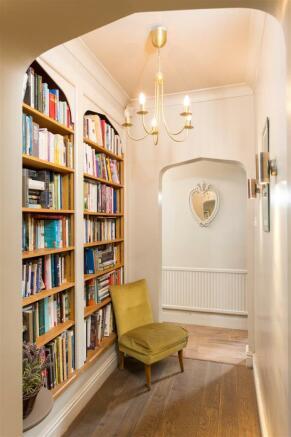 Rear Lobby/Library