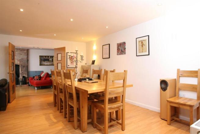 Ample Dining Space