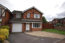 Detached house in Merrifield Close Lower...