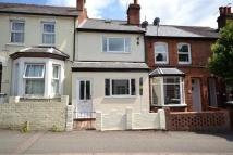 2 bed Terraced property to rent in Westfield Road, Caversham