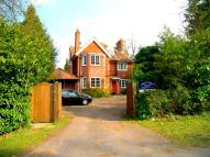 Detached house in Brighton Road, Crawley...