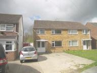 semi detached property for sale in Stafford Road, Crawley...