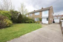 semi detached house for sale in Weald Drive, Crawley...