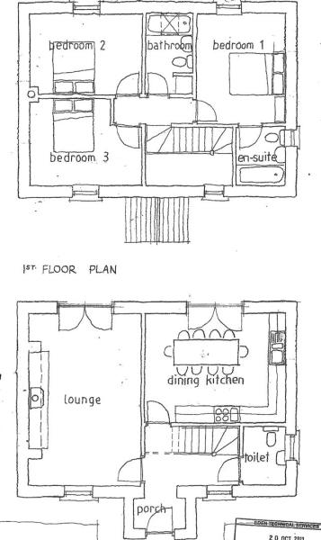 Floor Plans for New