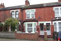 Terraced property in Anson Road, Wolverton...