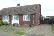 2 bed semi detached property in Westfield Avenue...