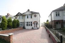 semi detached home for sale in Deanshanger Road...