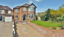 Detached house in Manor Road, Bletchley