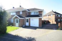 4 bed semi detached property in St. Marys Avenue...