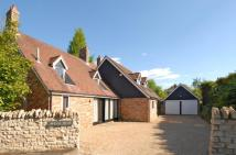 Detached property for sale in Bridge End, Bromham, MK43