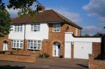 semi detached house for sale in Leasway, Bedford, MK41