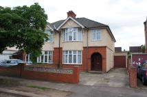 4 bedroom semi detached home in Manor Road, Bedford, MK41
