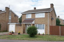 Detached property in Maltings Way...