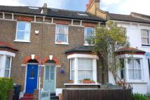 Terraced home in Algernon Road, London...
