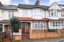 Courtrai Road Terraced property for sale