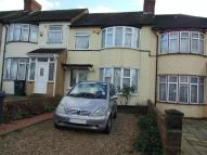 Terraced property in Sunnycroft Road, Southall