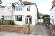 Kellaway Avenue semi detached house for sale
