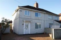 3 bedroom semi detached home in Kendal Road, Horfield...