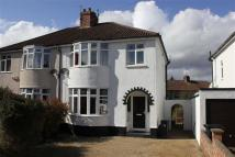 semi detached house for sale in Audrey Walk, Henleaze...