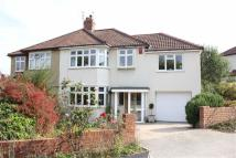 4 bed semi detached home for sale in Laurie Crescent...