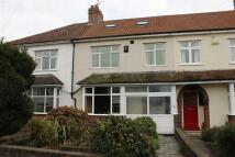 Terraced property in Cranham Road...