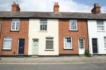 Terraced house in Thame, Oxfordshire
